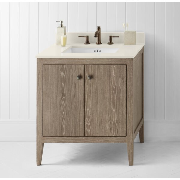 Sophie 30 Single Bathroom Vanity Set by Ronbow