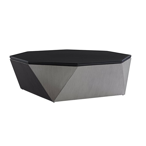 Del Mar Octagonal Coffee Table by Tommy Bahama Outdoor