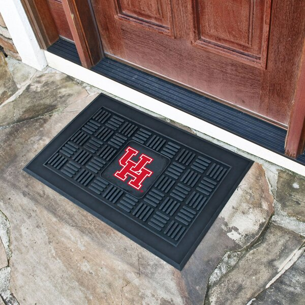 University of Houston Medallion Doormat by FANMATS