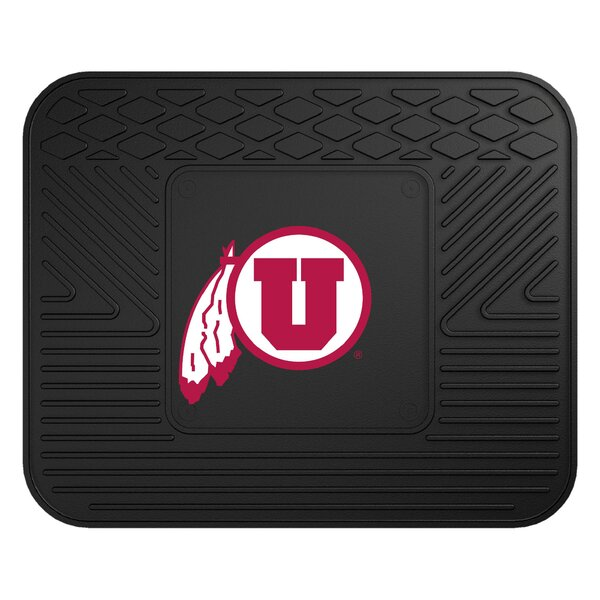 NCAA University of Utah Kitchen Mat by FANMATS