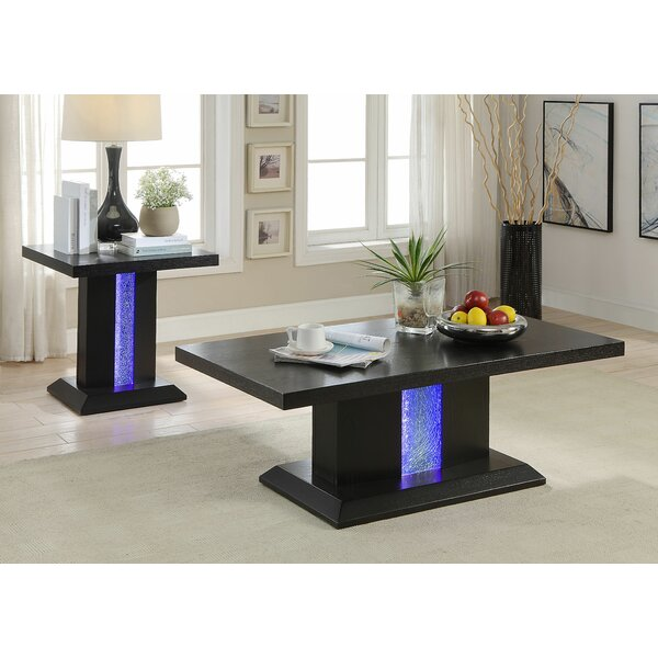 Buford 2 Piece Coffee Table Set by House of Hampton House of Hampton