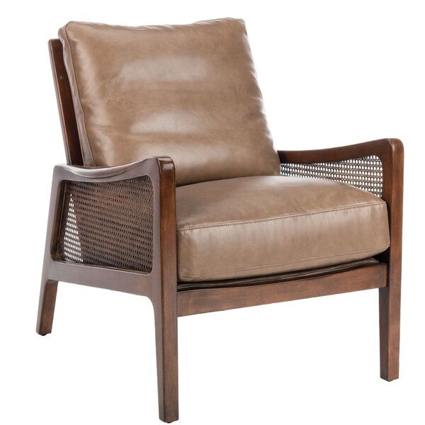 Cane Armchair By Foundry Select