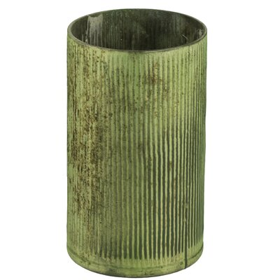 World Menageriegord Ceramic Vase World Menagerie Color Silver Size 13 25 H X 7 5 W X 7 5 D Dailymail