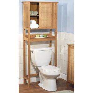 27 6 W X 66 8 H Over The Toilet Storage