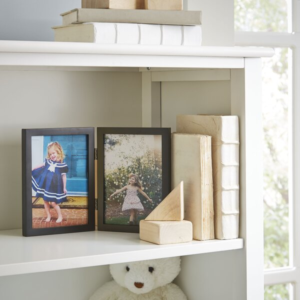 Duo Hinged Wood Picture Frame by Birch Lane Kids™