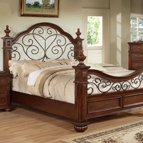 Revilla Standard Bed by Astoria Grand