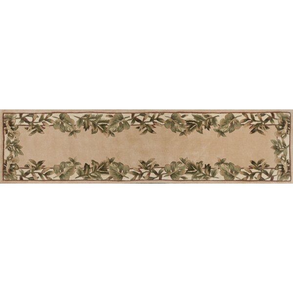 Silverman Natural Area Rug by Bay Isle Home