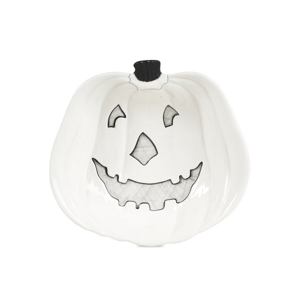 Pumpkin Platter by Fitz and Floyd