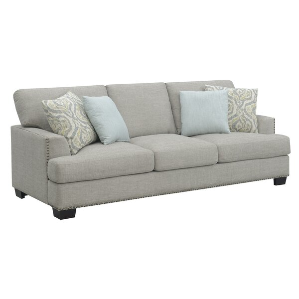 Get New Elvira Sofa by Highland Dunes by Highland Dunes