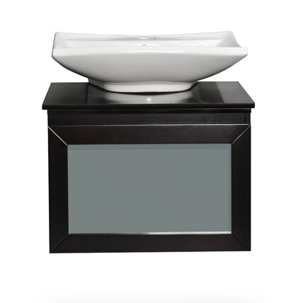 Newport 30 Single Bathroom Vanity Set by Belmont Decor