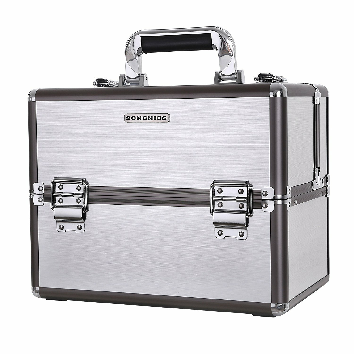 Songmics Professional Cosmetic And Makeup Travel Case & Reviews -