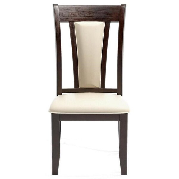 Nevaeh Upholstered Dining Chair (Set of 2) by Red Barrel Studio Red Barrel Studio