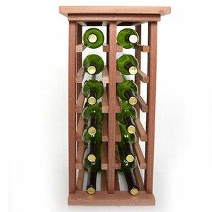 12 Bottle Floor Wine Rack by Wineracks.com