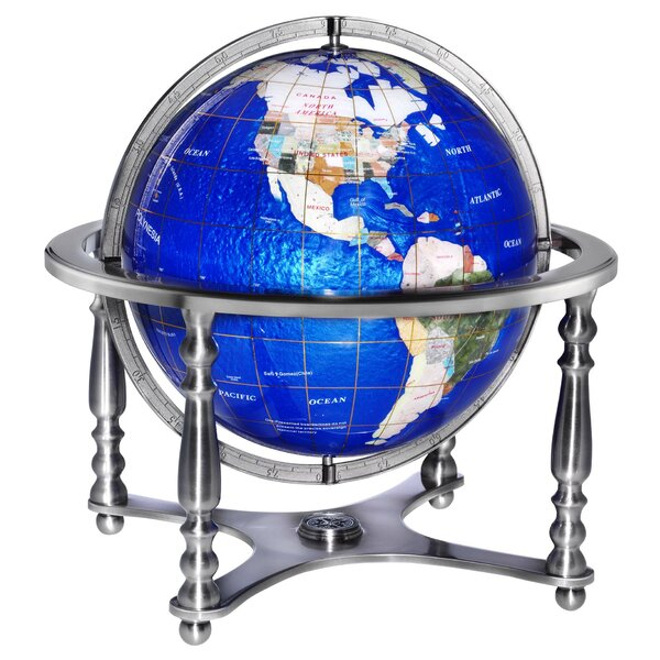 Compass Jewel Globe by Replogle Globes