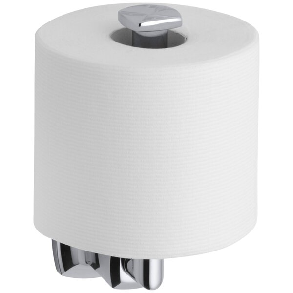 Margaux Vertical Toilet Tissue Holder by Kohler