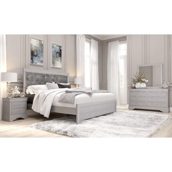 Pudalov Standard Configurable Bedroom Set by Mercer41