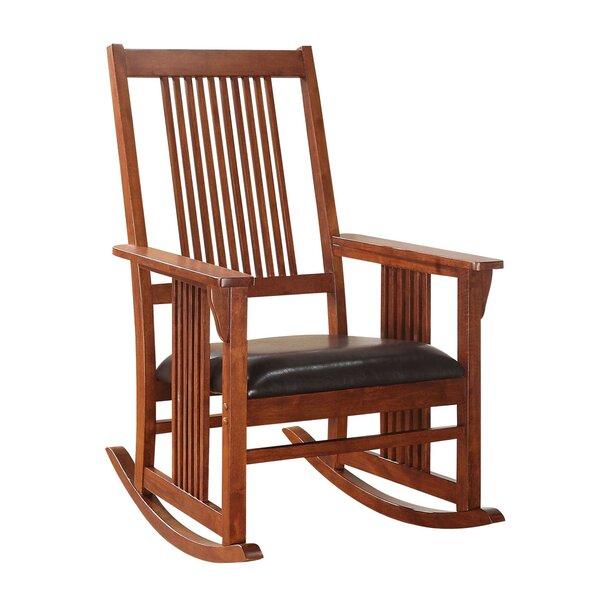 Devante Rocking Chair By Loon Peak