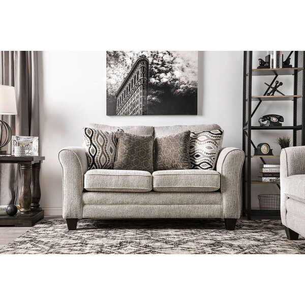 Online Shopping Cheap Willams Loveseat by Red Barrel Studio by Red Barrel Studio