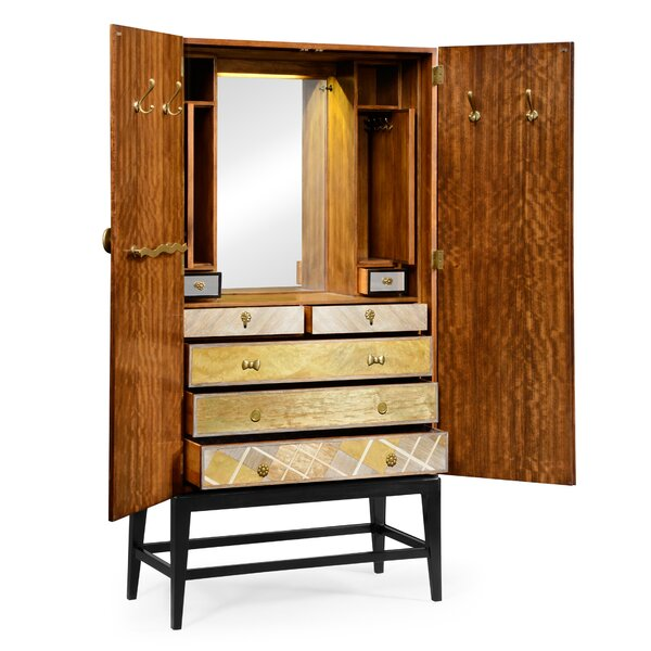 Ladies Armoire by Jonathan Charles Fine Furniture
