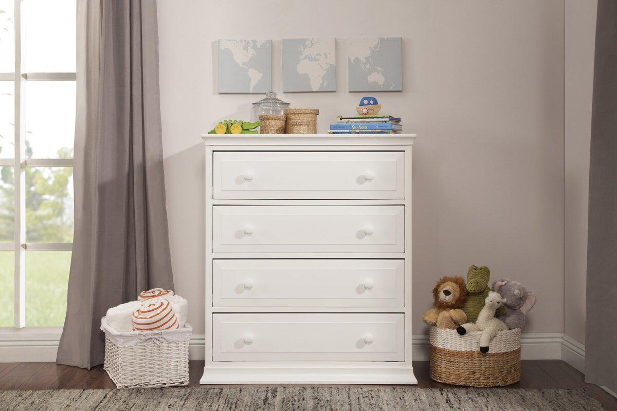 signature 4 drawer dresser