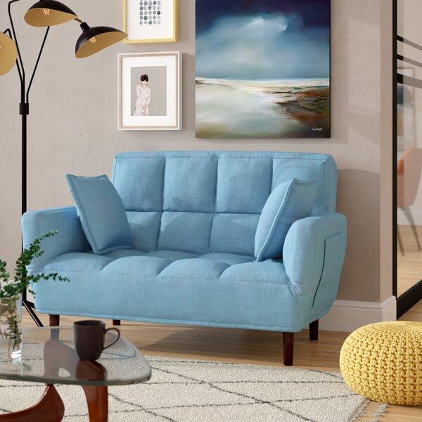 Munos Sleeper Sofa by Ebern Designs
