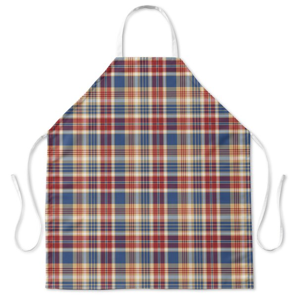Fall Plaid Apron by Loon Peak