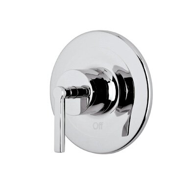 Lombardia Pressure Balance Trim Without Diverter by Rohl