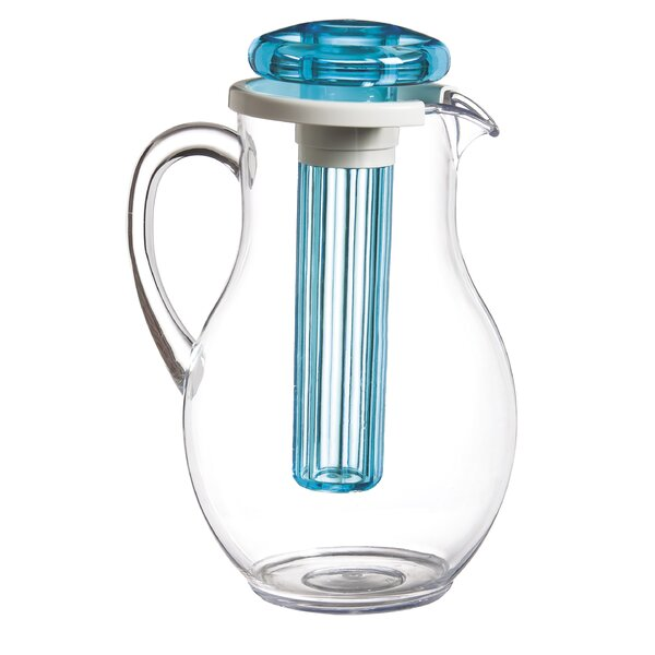 Bagwell Acrylic Pitcher by Red Barrel Studio