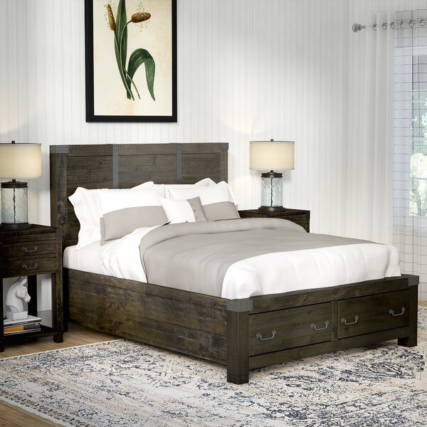 Calila Storage Platform Bed by Birch Lane™ Heritage
