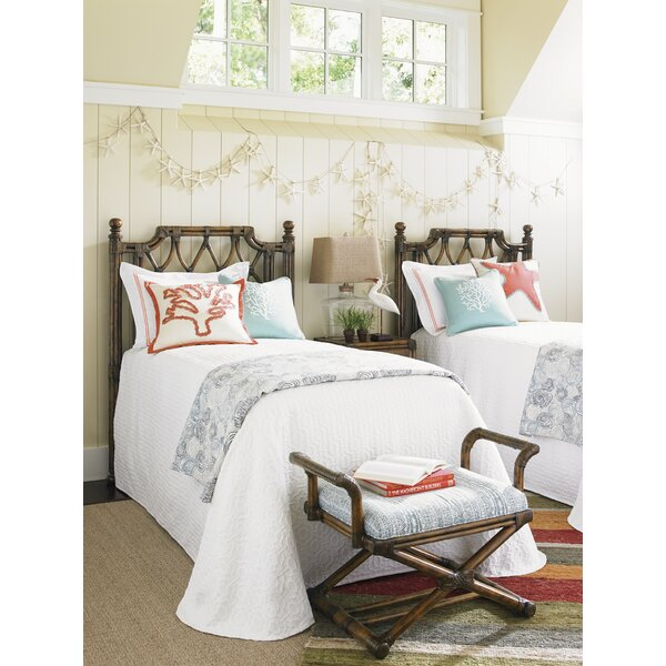 Bali Hai Open-Frame Headboard by Tommy Bahama Home