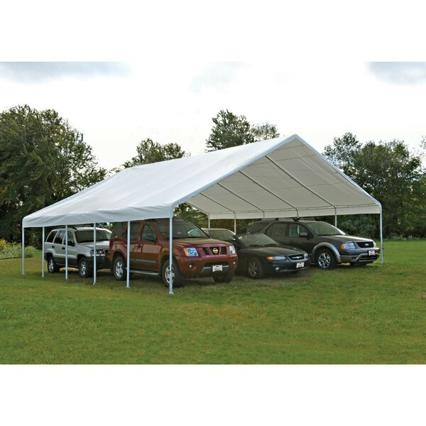 Ultra Max 30 Ft. X 30 Ft. Canopy By Shelterlogic.