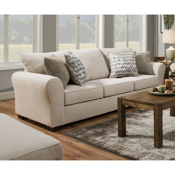 Derry Sleeper Sofa by Simmons Upholstery by Alcott