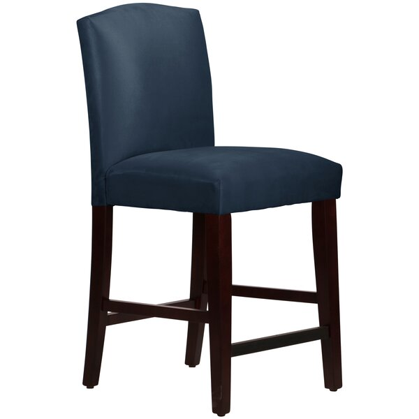 Nadia 26 Bar Stool by Wayfair Custom Upholstery™