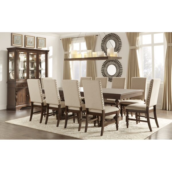 Dublin 9 Piece Dining Set by Three Posts