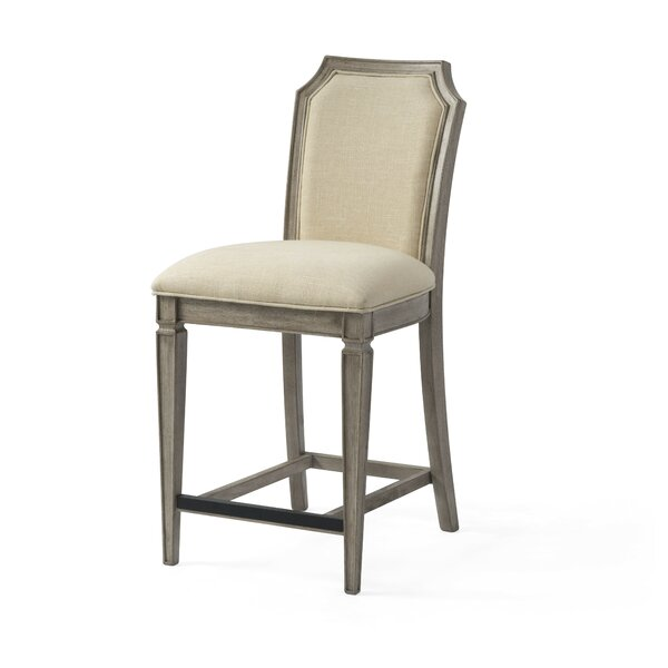 Woodard Parsons Chair In Cream (Set Of 2) By Gracie Oaks