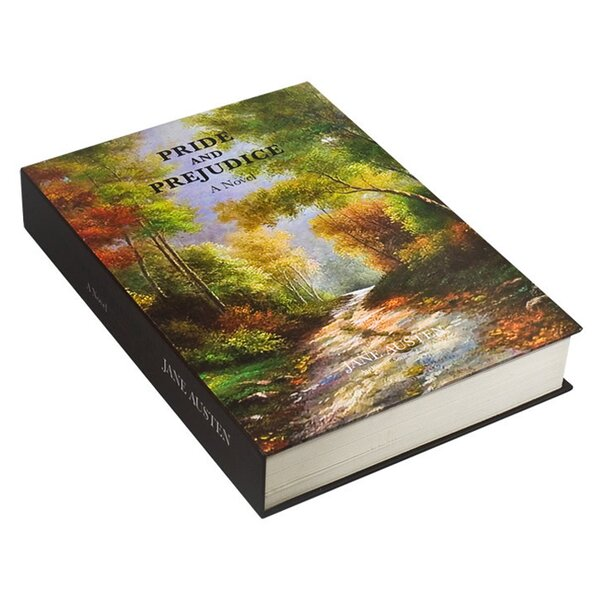 Hidden Real Book Safe by Barska