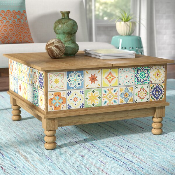 Grundy Lift Top Coffee Table By Bungalow Rose