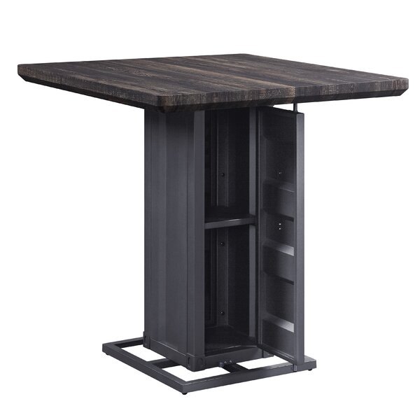 Kaylyn Container Counter Height Dining Table by Longshore Tides Longshore Tides