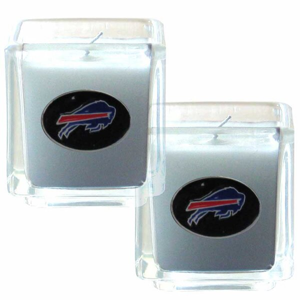 NFL Candle (Set of 2) by Siskiyou Gifts