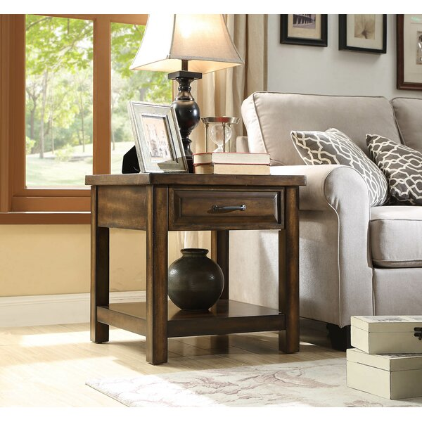 Digennaro End Table by Darby Home Co