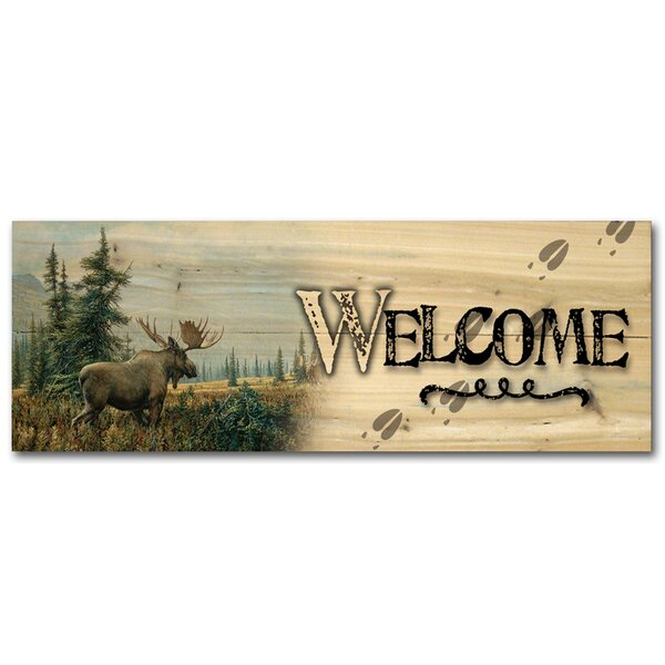 Welcome Showdown by Ron Van Gilder Graphic Art Plaque by WGI-GALLERY