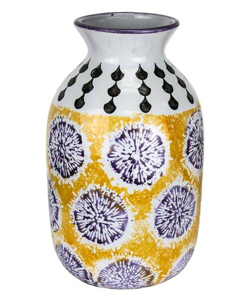 Ceramic Table Vase by Donny Osmond Home