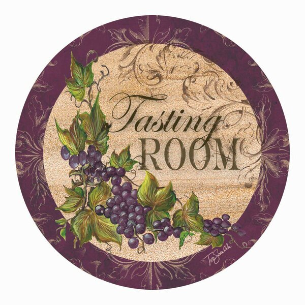 Tasting Room Coaster (Set of 4) by Thirstystone