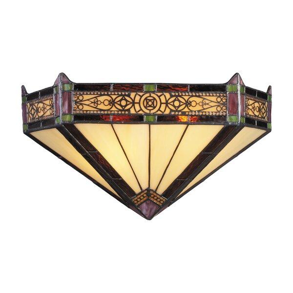 Hammondale Art 2-Light Wall Sconce by Astoria Grand