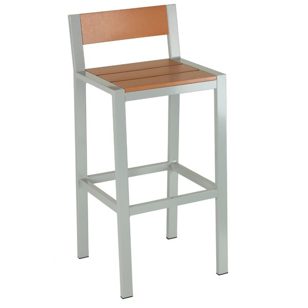 Lola 29.5 Patio Bar Stool by Cortesi Home