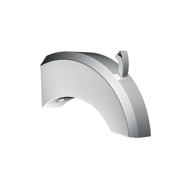 Felicity Single Handle Wall Mounted Tub Spout Trim With Diverter By Moen