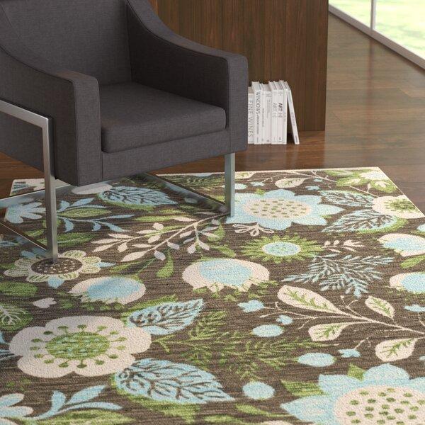 Moynihan Hand-Woven Area Rug by Ebern Designs
