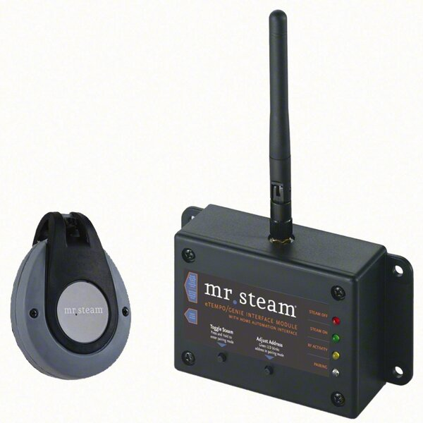 Home Automation Steam System by Mr. Steam