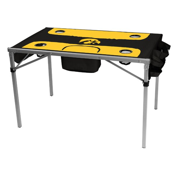 NCAA Tailgate Table by Logo Brands