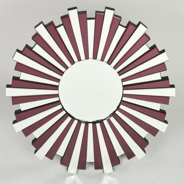 Lavender Accent Mirror by Ultimate Accents